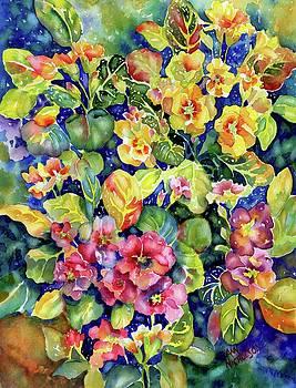 Primrose Patch I by Ann Nicholson