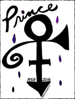 Prince 1958-2016 by Rachel Maynard