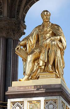 Prince Albert Statue C462 by Charles  Ridgway