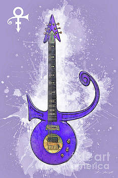Prince Guitar by Tim Wemple