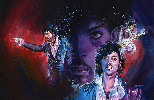 Prince by Ken Meyer jr