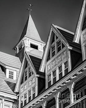 Prince of Wales Cupola bw by Jerry Fornarotto