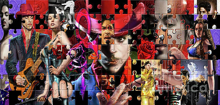 Prince Puzzle Of Missing Pieces 1 by Reggie Duffie