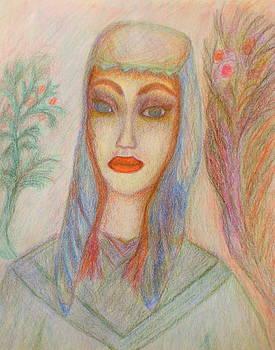 Princess Blue by Deborah Yeager