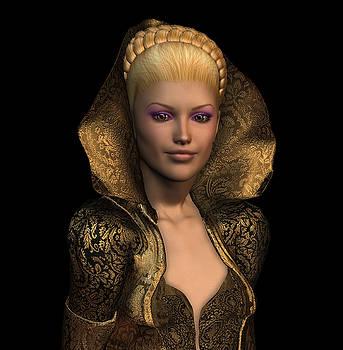 Princess Christina by David Griffith