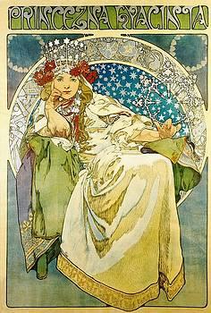 Alphonse Mucha - Princess Hyacinth