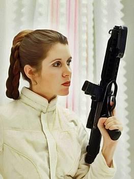 Princess Leia by Brian Shepard