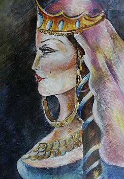 Princess of Georgia by Khatuna Buzzell