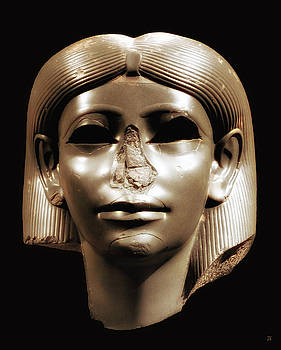 Princess Sphinx by Nigel Fletcher-Jones