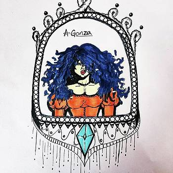 Princesses Of All Witches  bored At by AGONZA Art