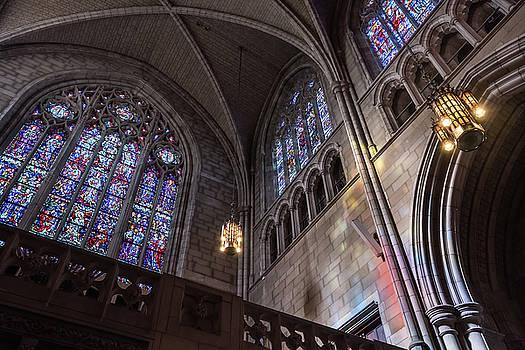 Princeton Chapel by Glenn DiPaola