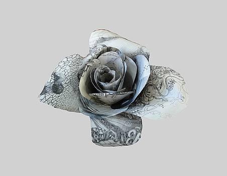 Print Sculpture $4 by Bob Tomolillo