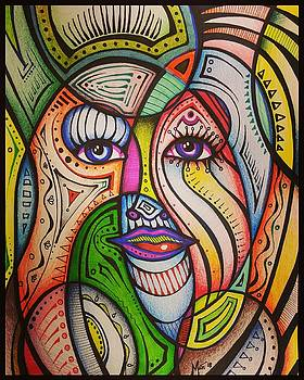 Printemps Masque  by Matt Mercer
