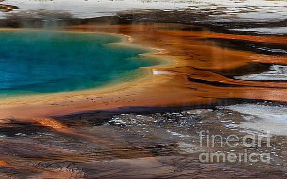 Prismatic Spring by DS Dodd