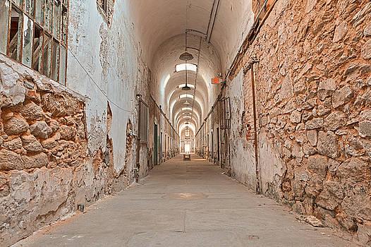 Prison Corridor by Nicolas Raymond