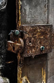 Prison Latch by Terepka Dariusz