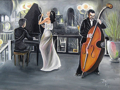 Private Session by Toni  Thorne