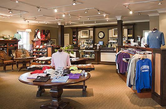 Michael Rutland - Pro Shop