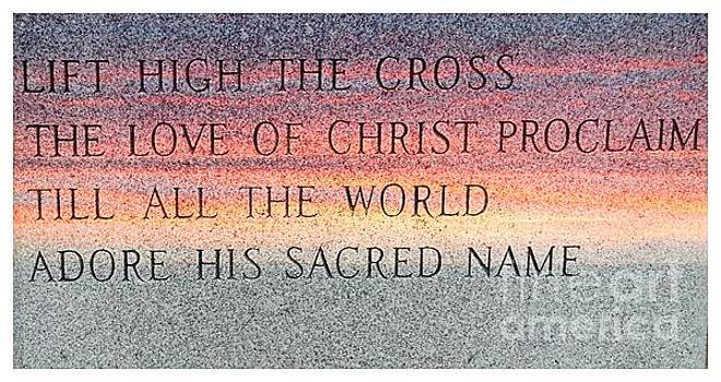 Proclaim His Name-C by Kathleen Struckle