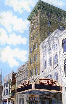 Proctor's Theatre by David Hinchen