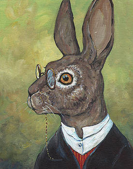 Professor Hare by Peggy Wilson