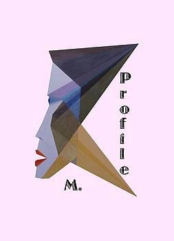 Profile M. text by Michael Bellon