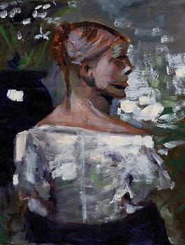 Profile of a Woman by Jen Lynn Arnold