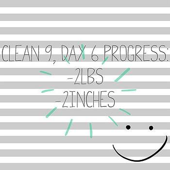 #progress #cleaneating #cleanse #clean9 by Natalie Anne