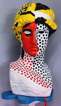 Progressiv Pop Art Msc 002    by Mario Sergio Calzi