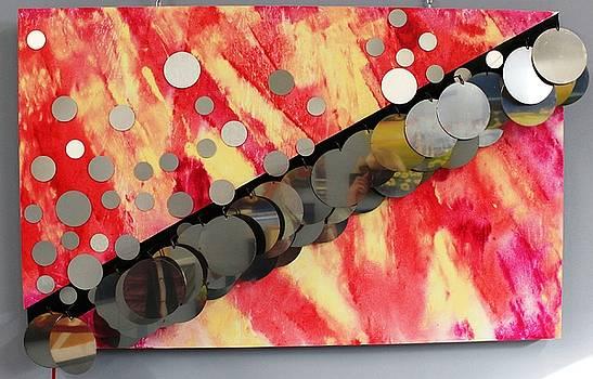 Progressiv Pop Art Msc 003 by Mario Sergio Calzi