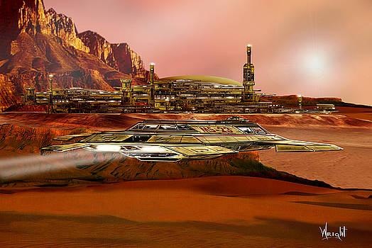 Project Mars-Reborn by Bill Wright