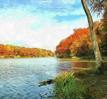 Promise Of Autumn by Cedric Hampton