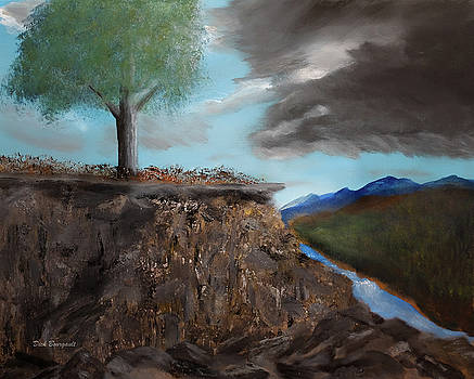 Promontory by Dick Bourgault