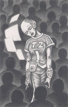 Prophecy 3 The Rise of the Techzed by Hermit