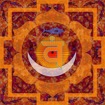Prosperity Mandala by Julian Venter