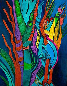 Protected Shadows by Sandra Salo Deutchman