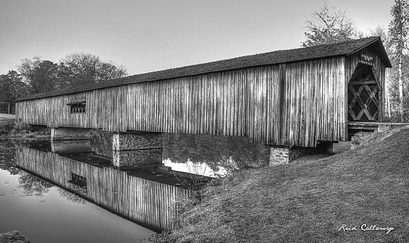 Reid Callaway - Protection That Works Historic Watson Mill Covered Bridge