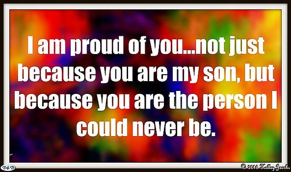 Proud Of You by Holley Jacobs