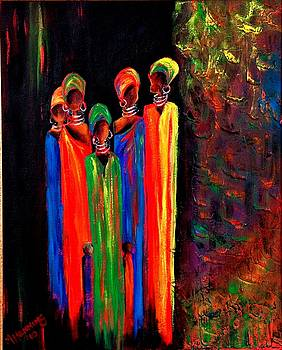 Proudly South African Women1 by Marietjie Henning