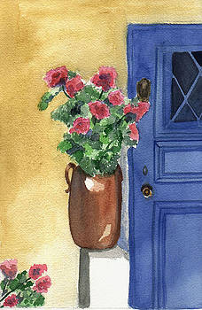 Jane Croteau - Provence Door
