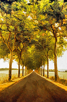 Dennis Cox WorldViews - Provence Road