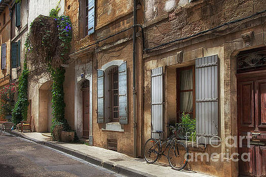 Provence Street Scene by Timothy Johnson