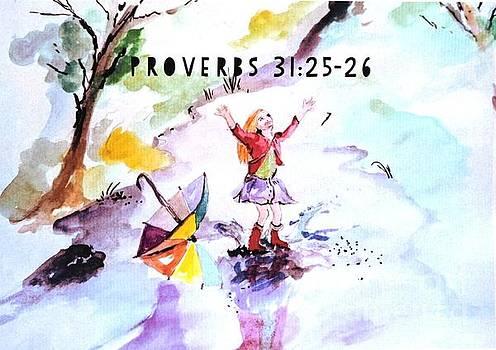 Amanda Dinan - Proverbs