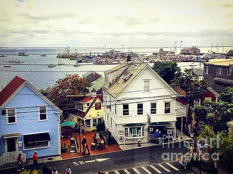 Provincetown Cape Code Massachusetts by John Castell