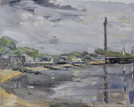 Provincetown Harbor Spring by James Reynolds