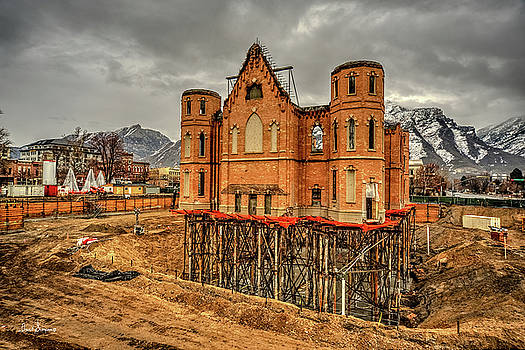 Provo City Center Temple II by David Simpson