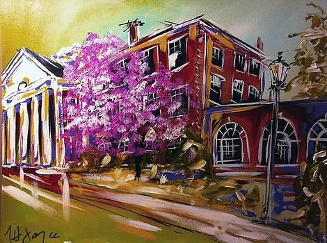 Pruden Hall by Nancy Hilliard Joyce