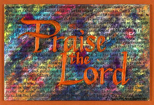 Psalm 149 by Kevyn Bashore