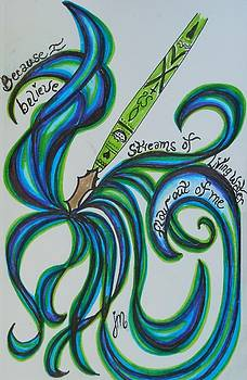 Psalm One Alive by Jewell McChesney