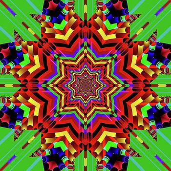 Psychedelic Construct by Mario Carini